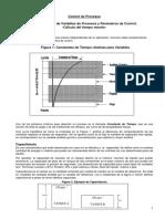 Caracteristicas VP y los parametros de control