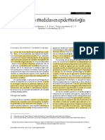 Lectura 3 Mediciones epidemiologicas .