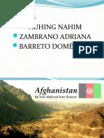 Afghanistan EXPOSITION