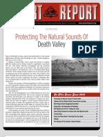 June 2010 Desert Report, CNCC Desert Committee