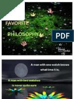 Nice Philosophy NXPowerLite