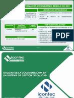 11hs01-V1 Gestion de La Información Documentada Modelo Iso 9001