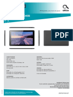 Tablet Insys PT8-1040B