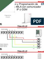 Guia Conexion Vista48 y Comunicador