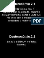 Deuteronômio - 002.ppt