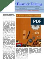 Die Erste Eslarner Zeitung, 01.2011