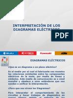 INTERPRETACION DE LOS DIAGRAMAS ELECTRICOS-
