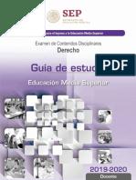 GUIA DE DERECHO