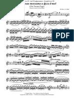 09- Кларнеты Bs 2, (Clarinet 2nd)_Tocate&FugueDm