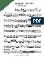 12-Саксофоны Альты Es 1,2 (Eb Alto Sax. 1st & 2nd)_Tocate&FugueDm