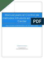 Control de métodos intrusivos en un Data Center