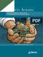 Revista Cuestion Agraria V3