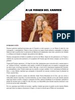 Novena Virgen del Carmen (Argentina 2018)
