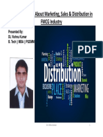 An overview about Marketing, Sales & Distribution for FMCG sector.pdf