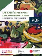 LasBasesMaterialesQueSostienenLaVida - Perspectivas Ecofeministas