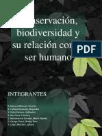 CONSERVACION,BIODIVERSIDAD Y SU RELACION CON EL DESARROLLO HUMANO