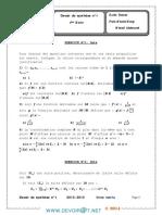 Devoir de Contrôle N°1 Avec correction- Math etude de fonctions-fonctions réciproques-suites réelles-nombres complexes - Bac Math (2014) Mr mhamdi abderrazek (1).pdf