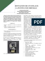 Informe Proyecto Radio