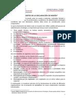 01 Componentes Declaracion Mision