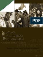 Atlas Histórico de América. Pueblos Originarios