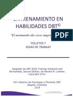 Cuadernillo DBT