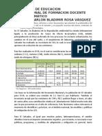 Gases de Efecto Invernadero en El Salvador