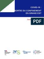 Dossier de Presse COVID 19 en Grand Est - Sortie Du Confinement -19 05 ...