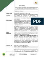 Corregida y Ajustada ficha tecnica ASAMBLEA  socializacion de la agenda y sistematizacion