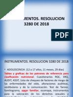2 INSTRUMENTOS PARA VALORACION ADOLESCENCIA JUVENTUD ADULTEZ Y VEJEZ