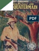 Henry Rider Haggard-Aventuras de Allan Quatermain
