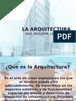 La Arquitectura - Diseño Analogico y Metaforico