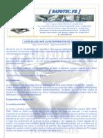 Livre Blanc Recuperation de Donnees
