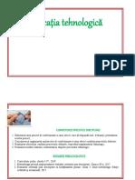 Educația tehnologică cl III