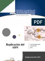 Replicacion del ADN