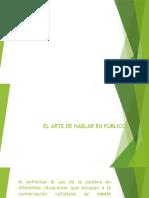 EL ARTE DE HABLAR EN PÚBLICO ACTUALIZADA.pptx