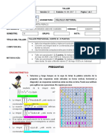 TALLER PREPARCIAL CORTE III - 5 PUNTOS