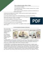 Inicio de la Literatura griega - Épica y Lírica - Apunte 1