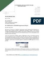 Carta de reprogramación presupuestaria