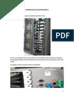 CONEXION LOCAL AL ADX POR PUERTO IP