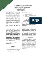 Práctica #7 - Automatización Industrial