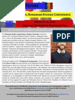 ExtendedDeadline_CFP_RomanianStudiesConference_2020