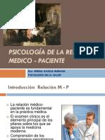 8 Relacion Medico paciente - Psicología de la Salud PDF (1).pdf