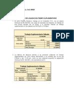 EJERCICIO DE LIQUIDACION TIEMPO SUPLEMENTARIO (1)