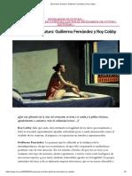 Escenarios de futuro_ Guillermo Fernández y Roy Cobby (IECCS)