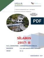 3. SILABOS
