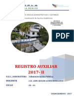5. REGISTRO AUXILIAR