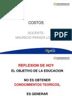 COSTOS  - DETERMINACION DEL PRECIO