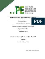 El Futuro Del Petróleo en México _ Cervantes