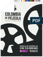 Cartilla Pedagógica Colombia de Película 2013