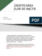 DIAGNOSTICAREA POMPELOR DE INJCTIE - 2